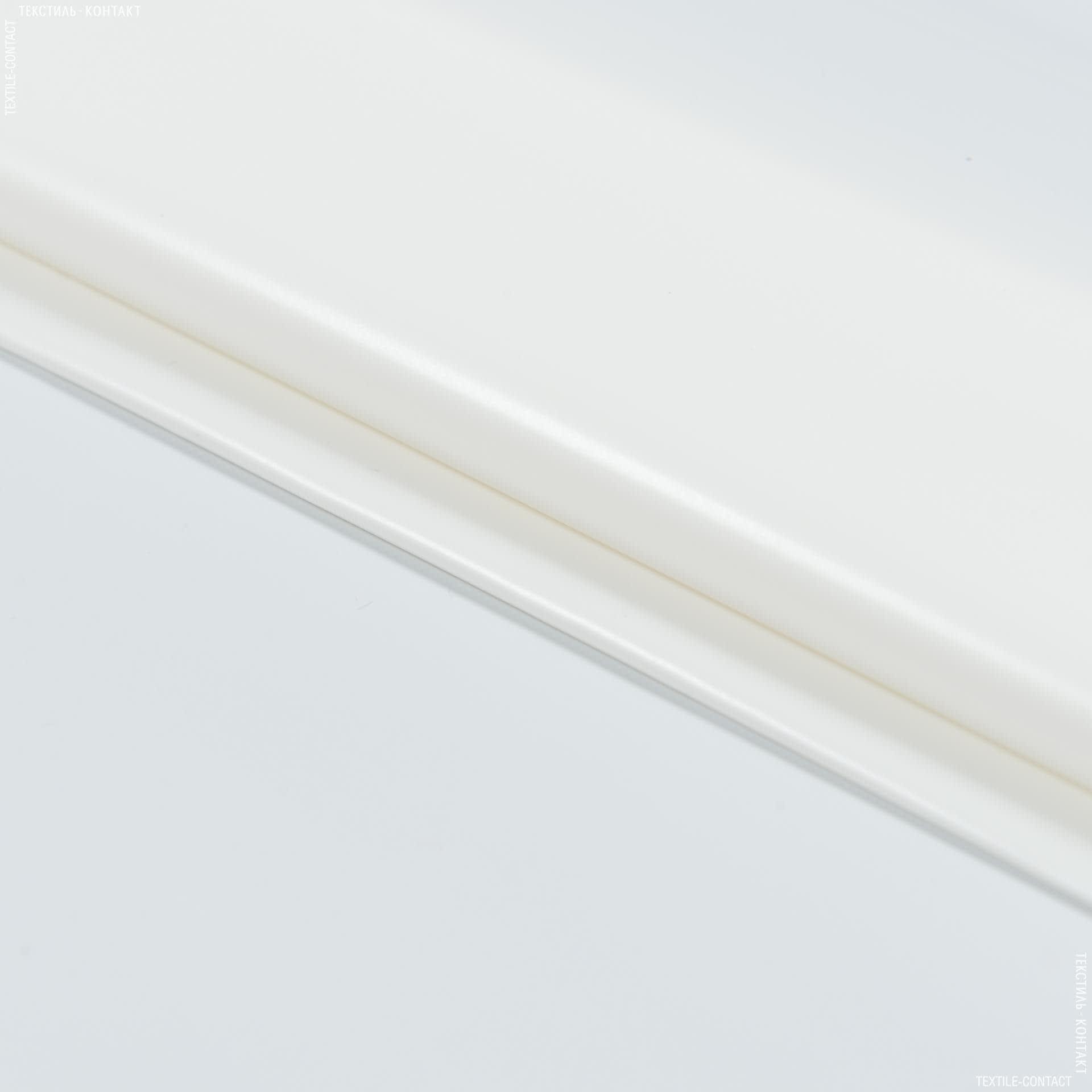 Тканини horeca - Скатертна плівка лісо молочний