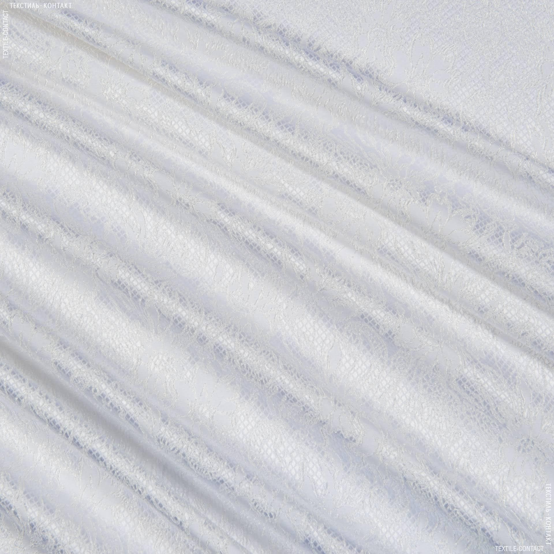 Тканини для костюмів - Костюмна фукро жакард білий