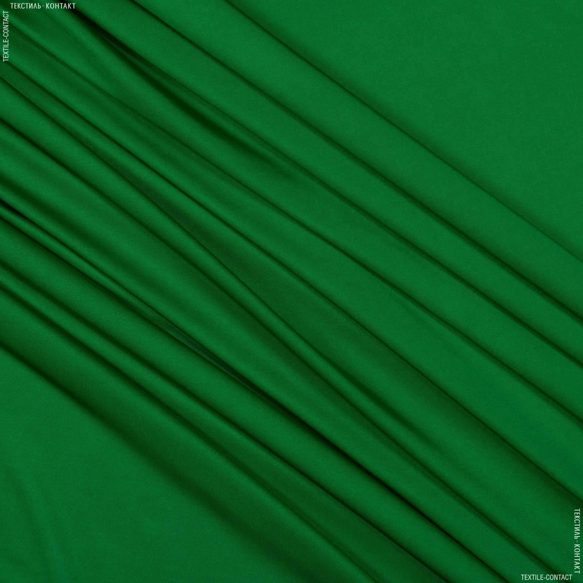 Тканини для суконь - Трикотаж жасмін зелений