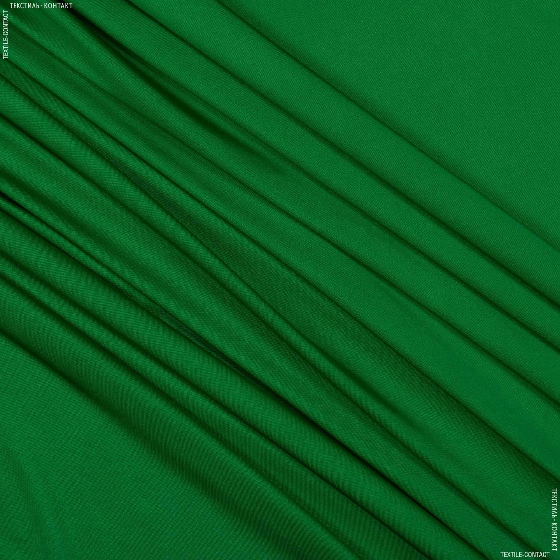 Ткани для платьев - Трикотаж жасмин зеленый