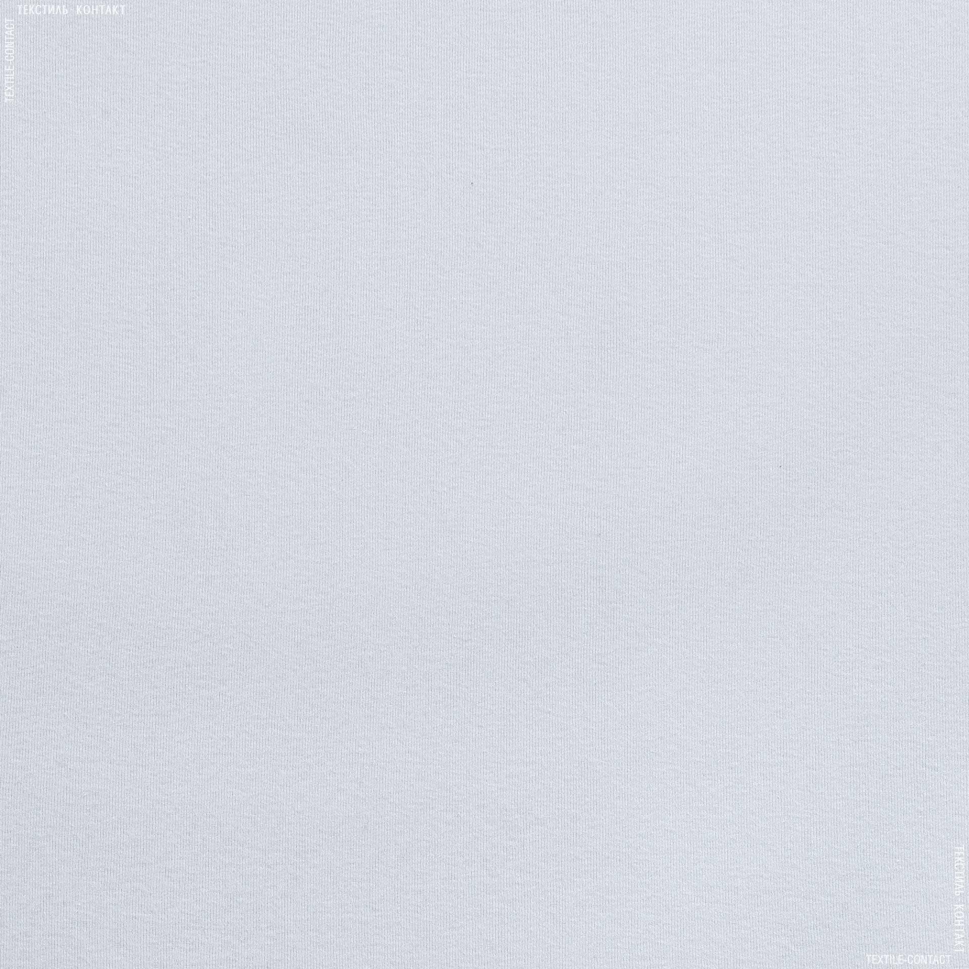 Ткани ластичные - Ластичное полотно белый