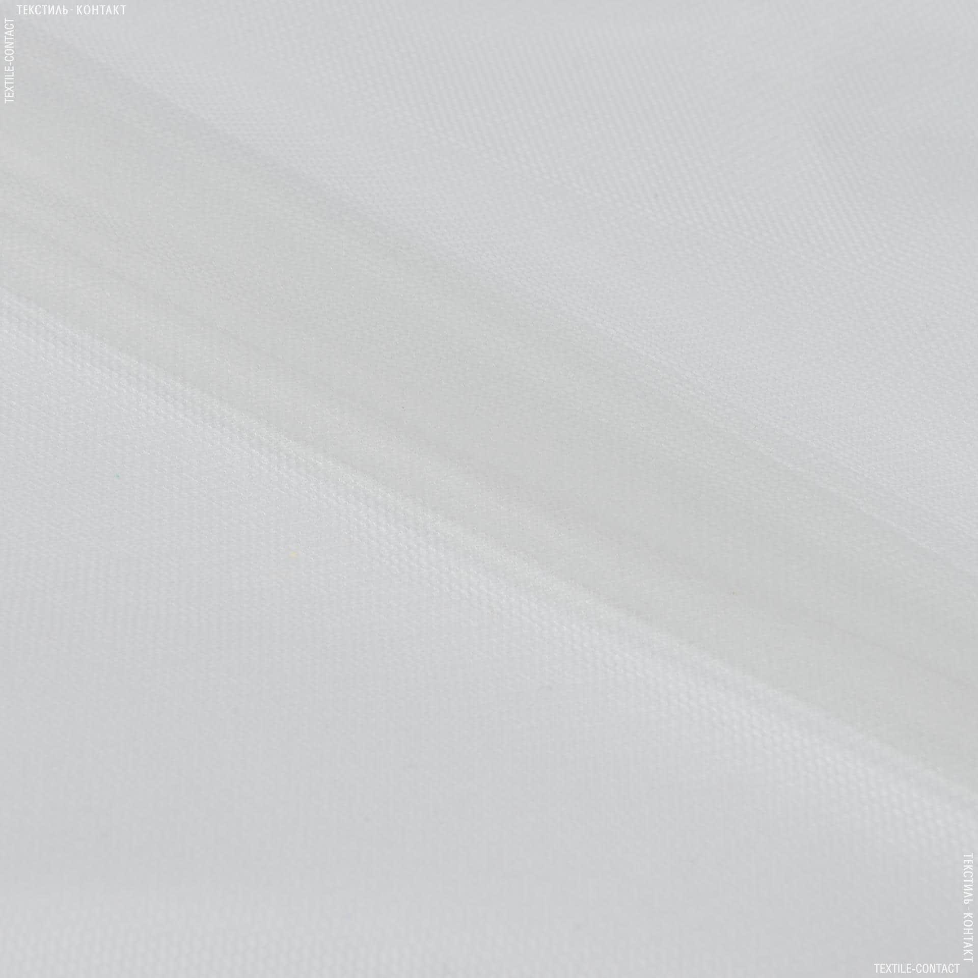 Тканини для суконь - Фатин м'який світло-молочний