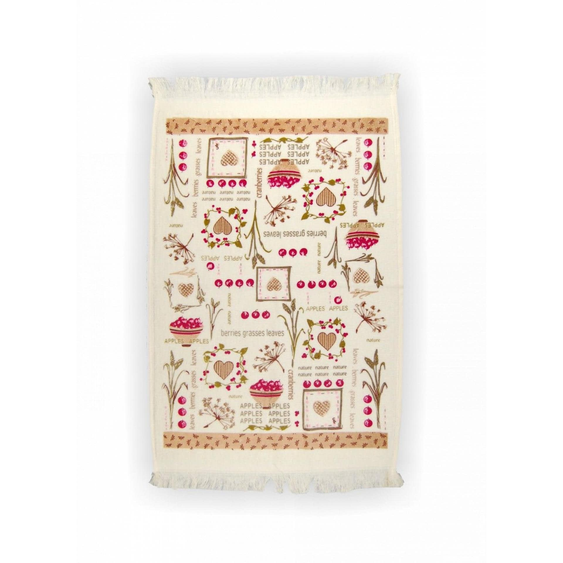 Тканини кухонні рушники - РУШНИК КУХОННИЙ ВЕЛЮРОВИЙ 40х60 СПЕЦІЇ