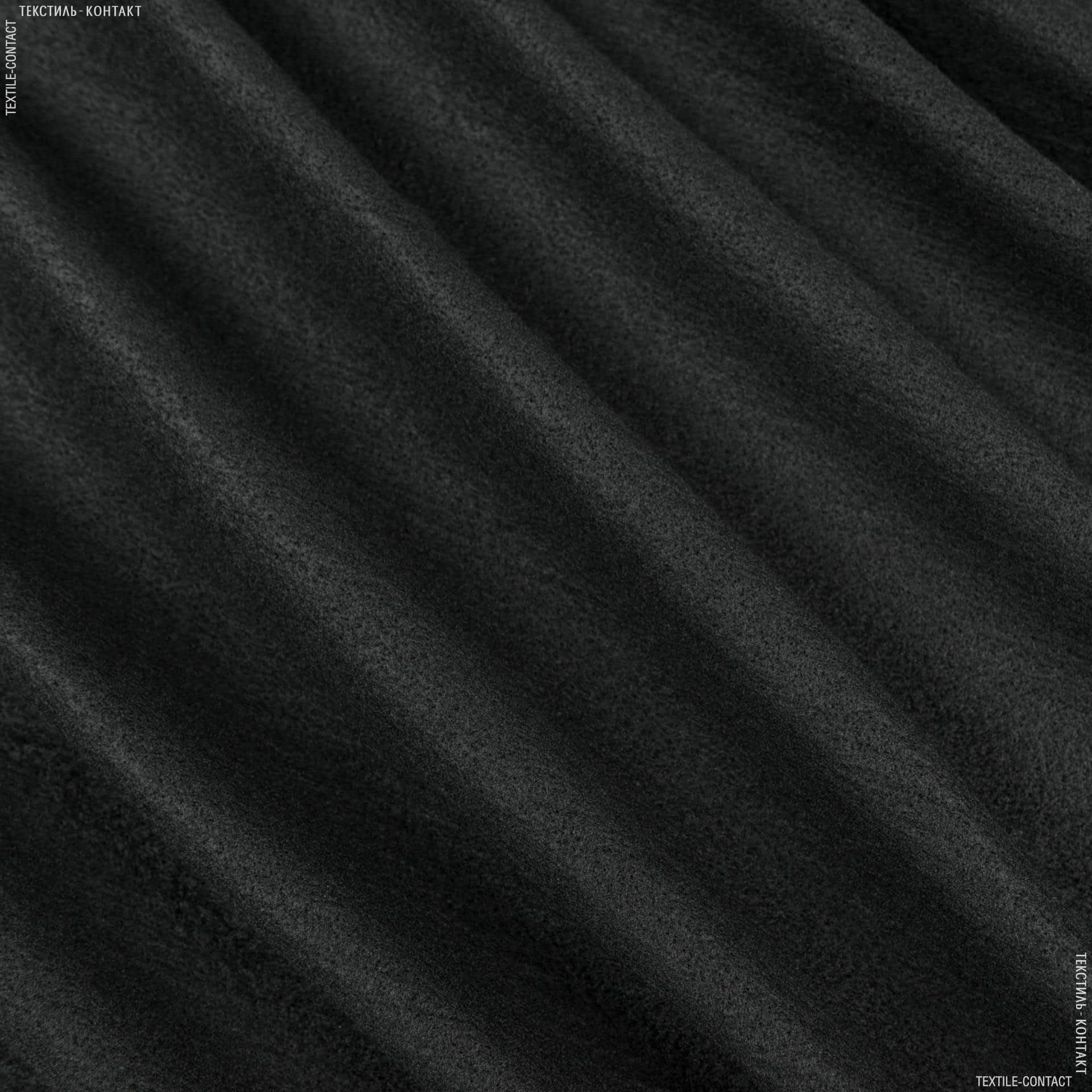 Ткани ненатуральные ткани - Утеплитель Slimtex черный 200г/м