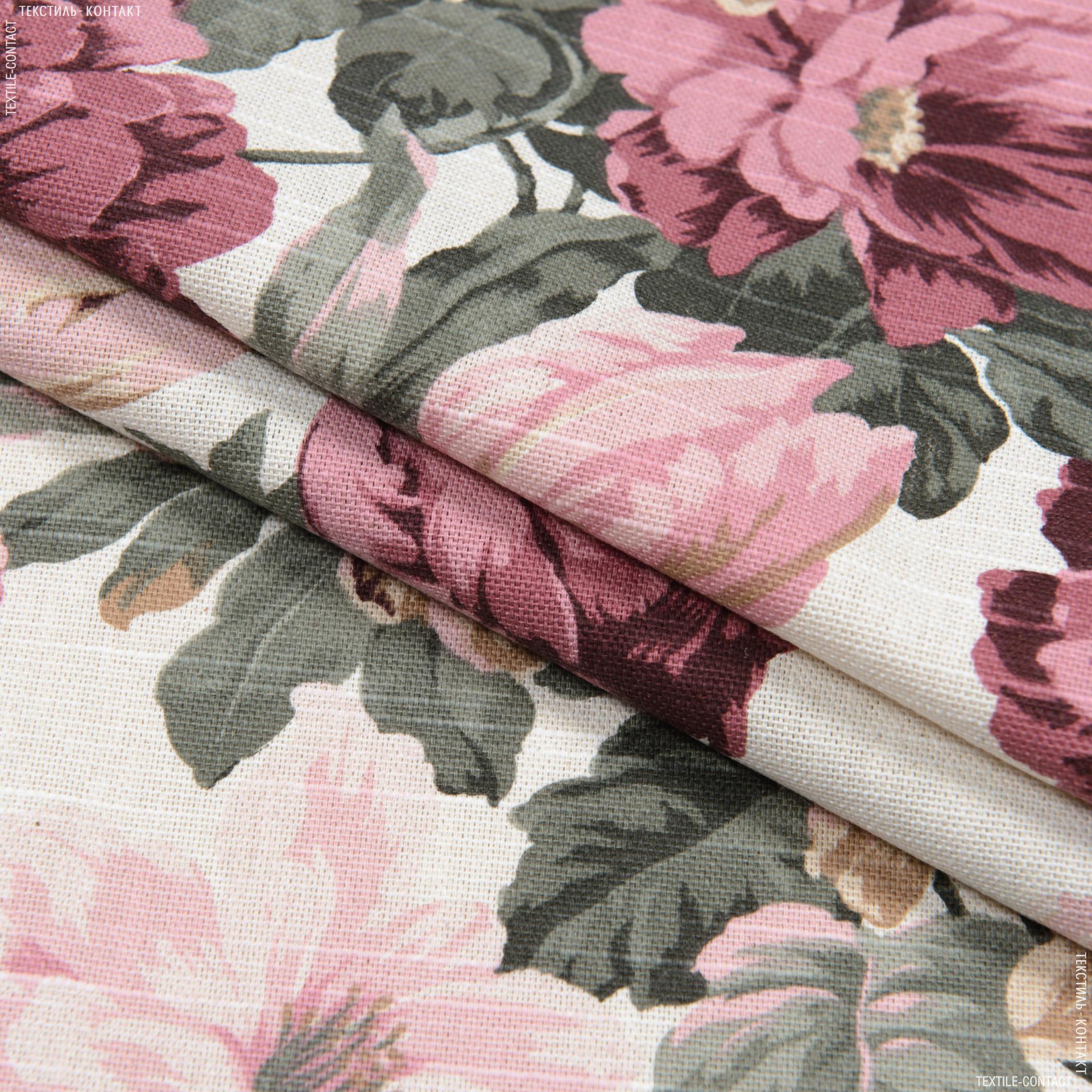 Цветок ткань купить где купить ткани в челнах