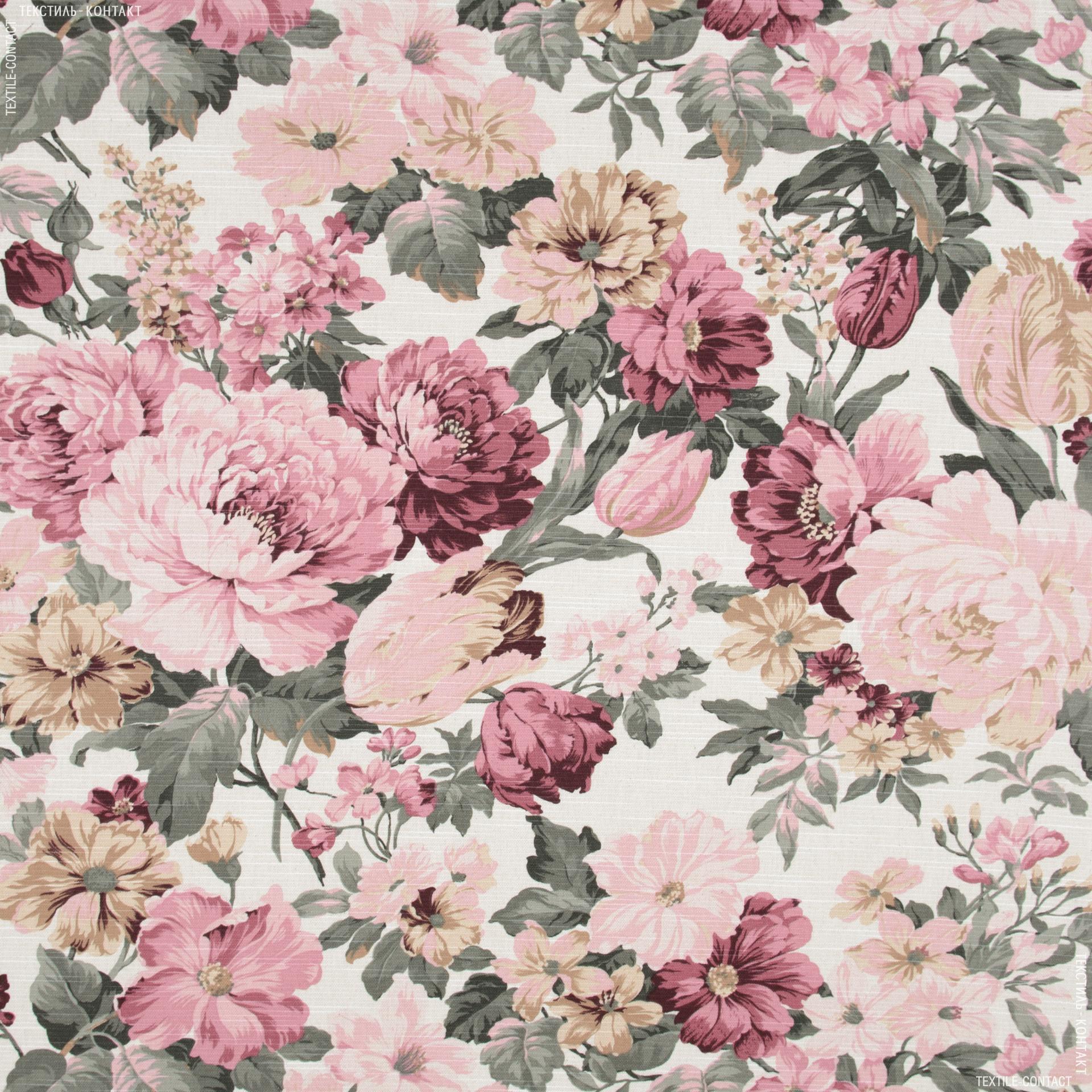 цветок ткань купить